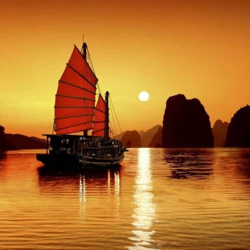 Vietnam & Laos Highlight
